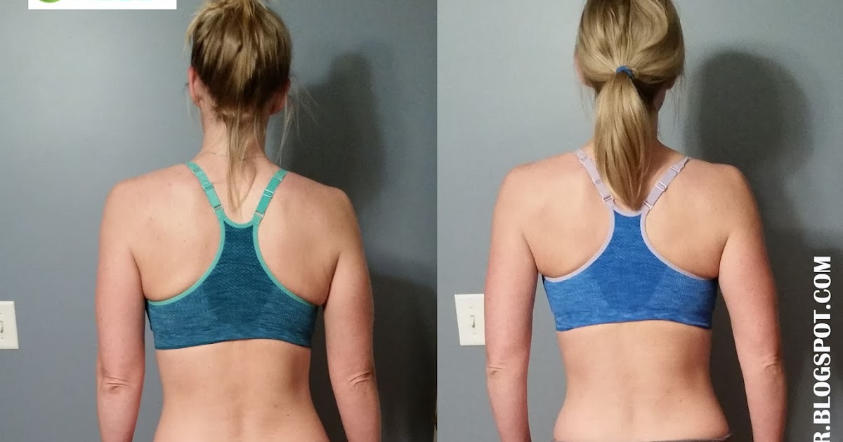 WEEK TWO: DOWN ANOTHER 1.5 POUNDS ~ Christie Koester
