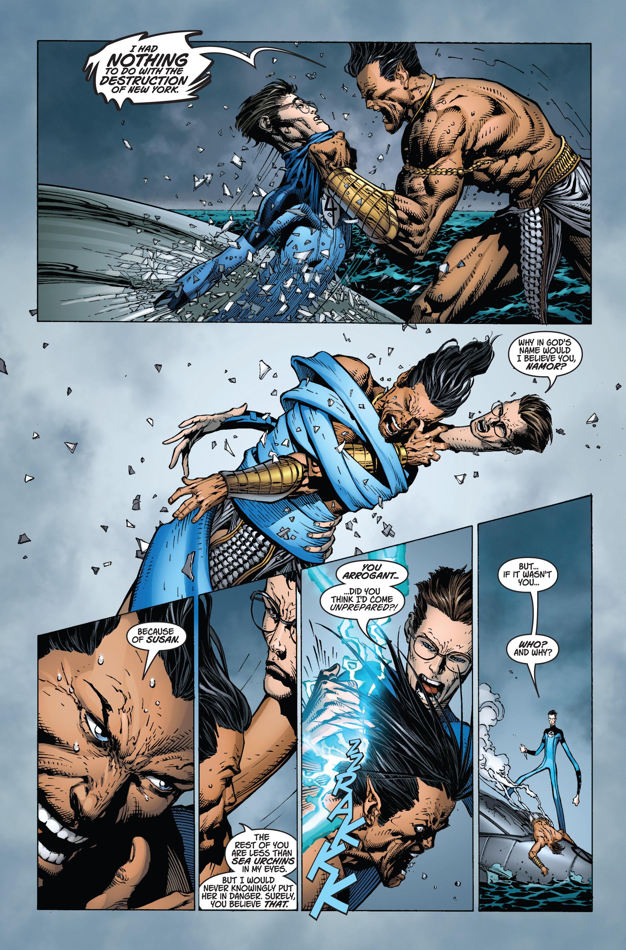 Read online Ultimatum comic -  Issue #1 - 18