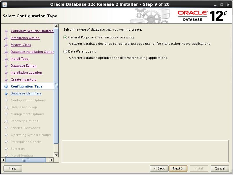 Quick Install Of OIM 12C