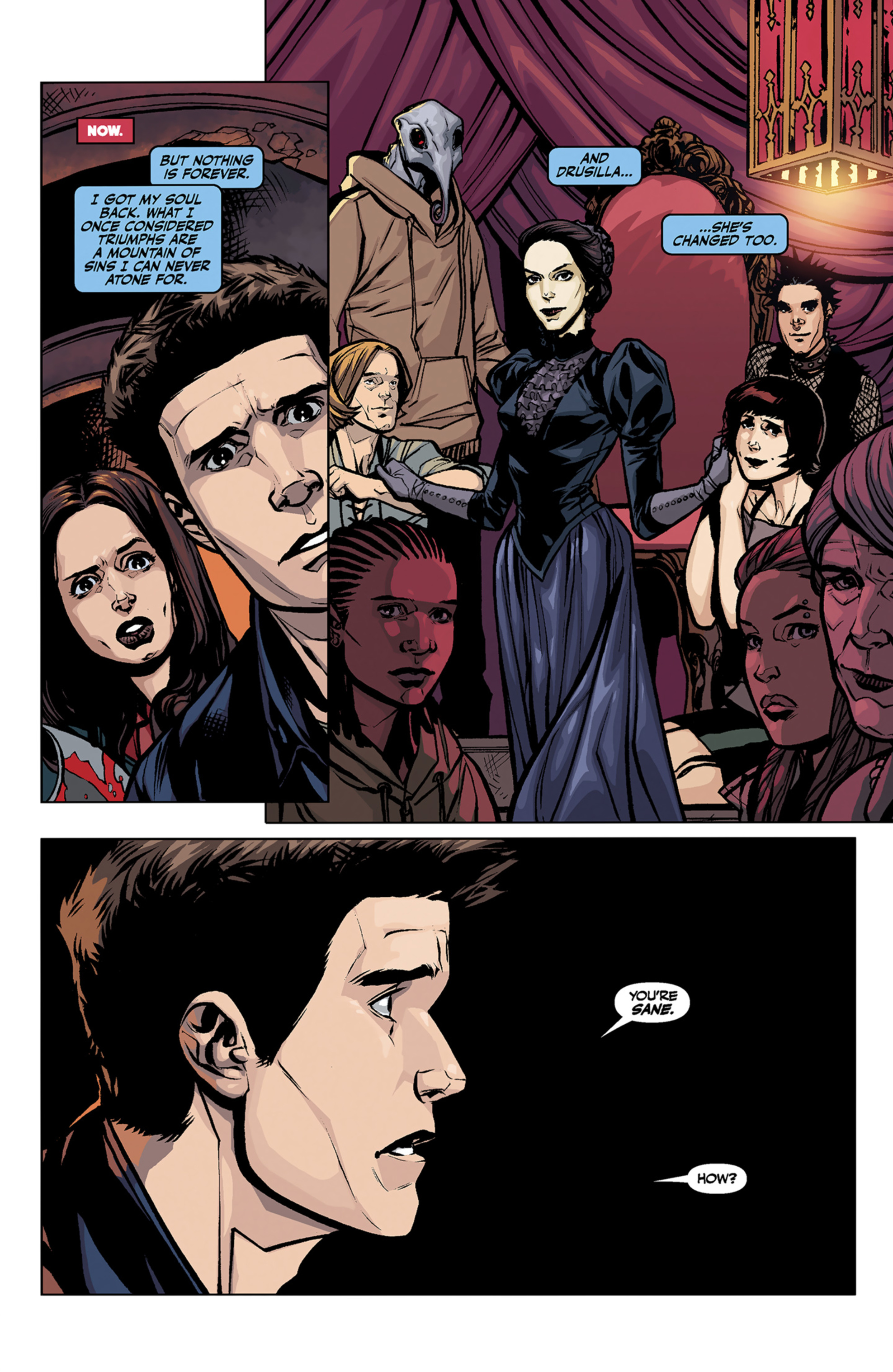 Read online Angel and Faith comic -  Issue #7 - 6