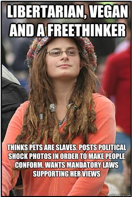 college libertarian meme