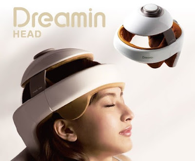 Dreamin Head Massage Unit