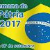 PREFEITURA DE BOM CONSELHO DIVULGA PROGRAMAÇÃO DA SEMANA DA PÁTRIA 2017