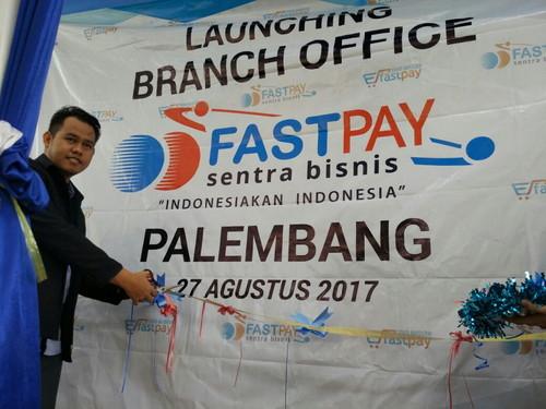 Pembukaan Kantor Cabang Sentra Bisnis Fastpay 9 Kota