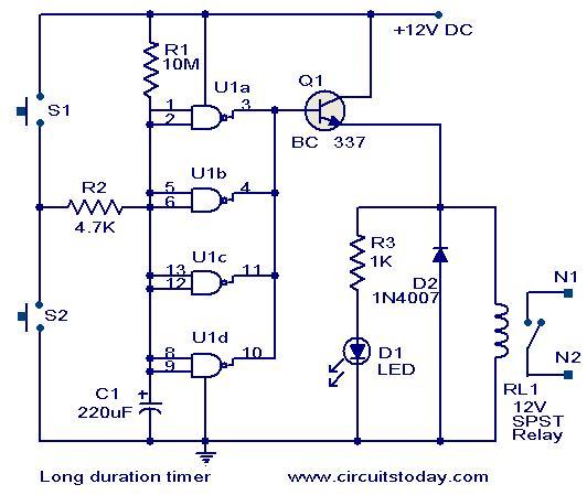 playstation 1 circuit diagram quad 2 input cmos ic 4011 timer circuit my electronic #5