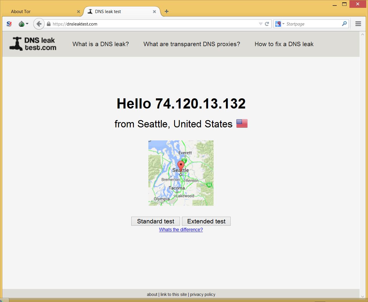 Fake ip uc browser