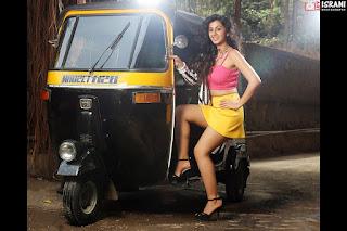 Nikki Galrani Spicy Kannada Actress Glam Pics