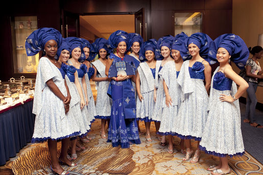 Madly Stylish Events: Nigerian Style + American Influence