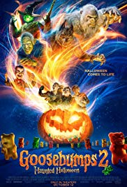 Watch Goosebumps 2: Haunted Halloween Online Free 2018 Putlocker