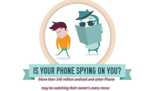 Is Your Smartphone Spying On You - Online Classes