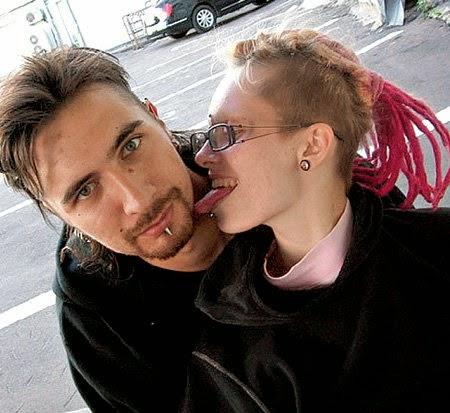 Александр с женой Еленой Осокиной
