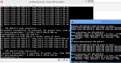 Cara Mengatasi Debian di VirtualBox Tidak Bisa Ping ke Windows 6