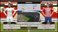 PES 2016 EModder-Patch Graphic PES 2017 Alike For PES 2016 by ESM87