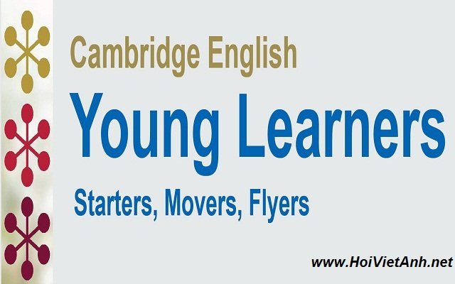 Kỳ thi Tiếng Anh Thiếu nhi Cambridge YLE (Young Leaners English)