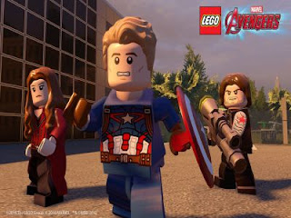Download Lego Marvel Avengers Game Highly Compressed