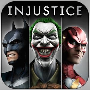Injustice: Gods Among Us Apk v1.3.3 +Data Unlimited Money Working Version
