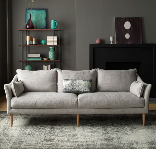 Antwerp Sofa   1 199  1 599 ON SALE   959  1 599. Just A Darling Life  West Elm Wednesday  Sofas
