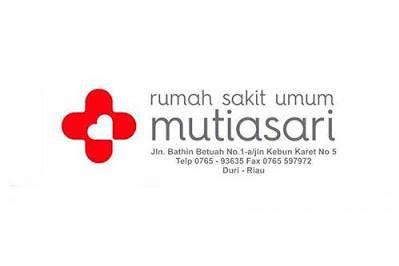 Lowongan Kerja RSU Mutia Sari Duri Oktober 2018