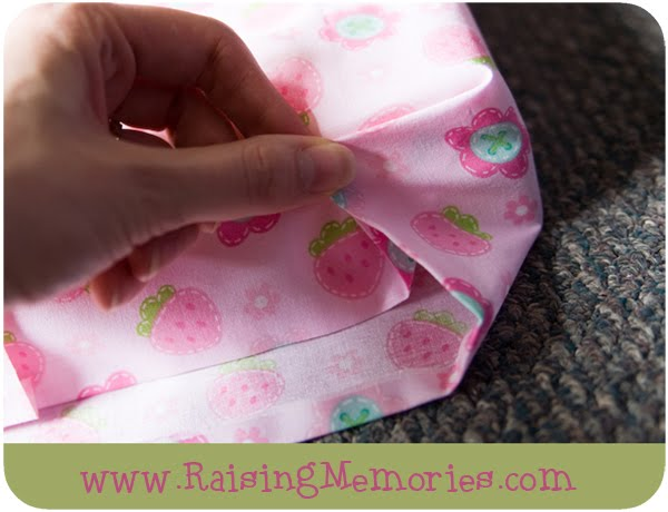 Removable Washable Fabric Cushion Cover Tutorial