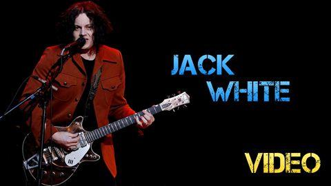 Vídeo Biografía Jack White