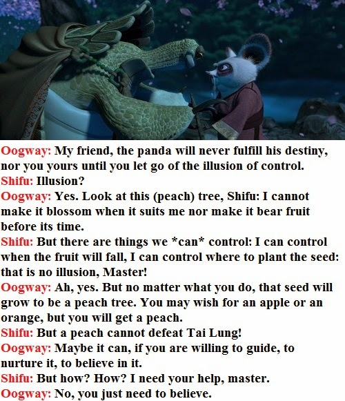 Top 10 Kung Fu Panda Quotes