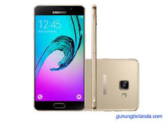 Cara Flashing Samsung Galaxy A3 2016 SM-A310F