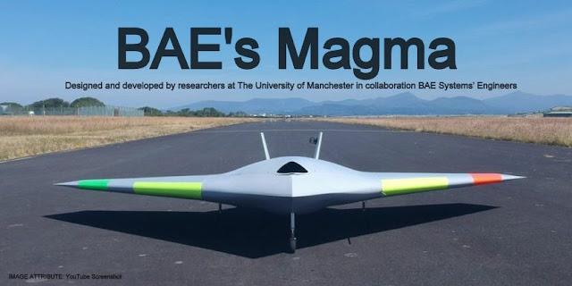 First Flight: BAE's Magma 'Blown-air' Technology Demonstrator