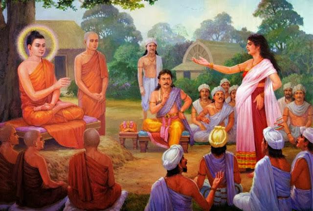 Đạo Phật Nguyên Thủy - Đường Xưa Mây Trắng - Chương 61: Tiếng gầm của sư tử lớn