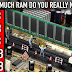 How Much RAM Do I Need For My Computer..?