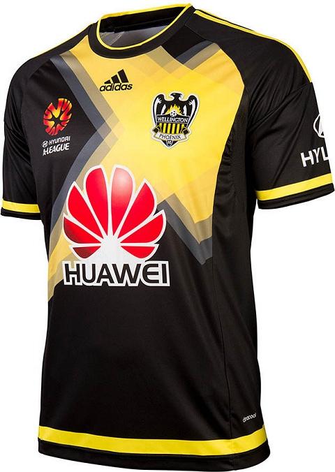 58aa92244a Adidas lança novas camisas do Wellington Phoenix - Show de Camisas