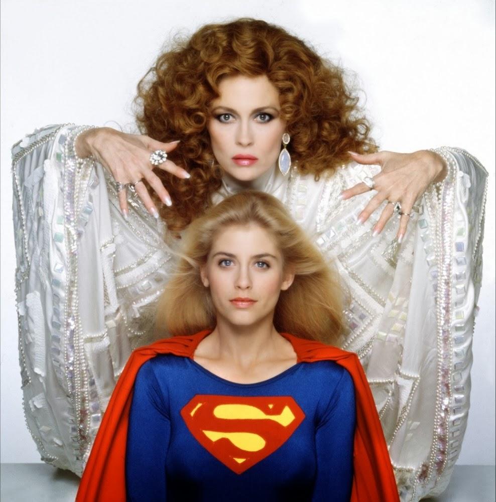 Helen Slater As Supergirl, 1984