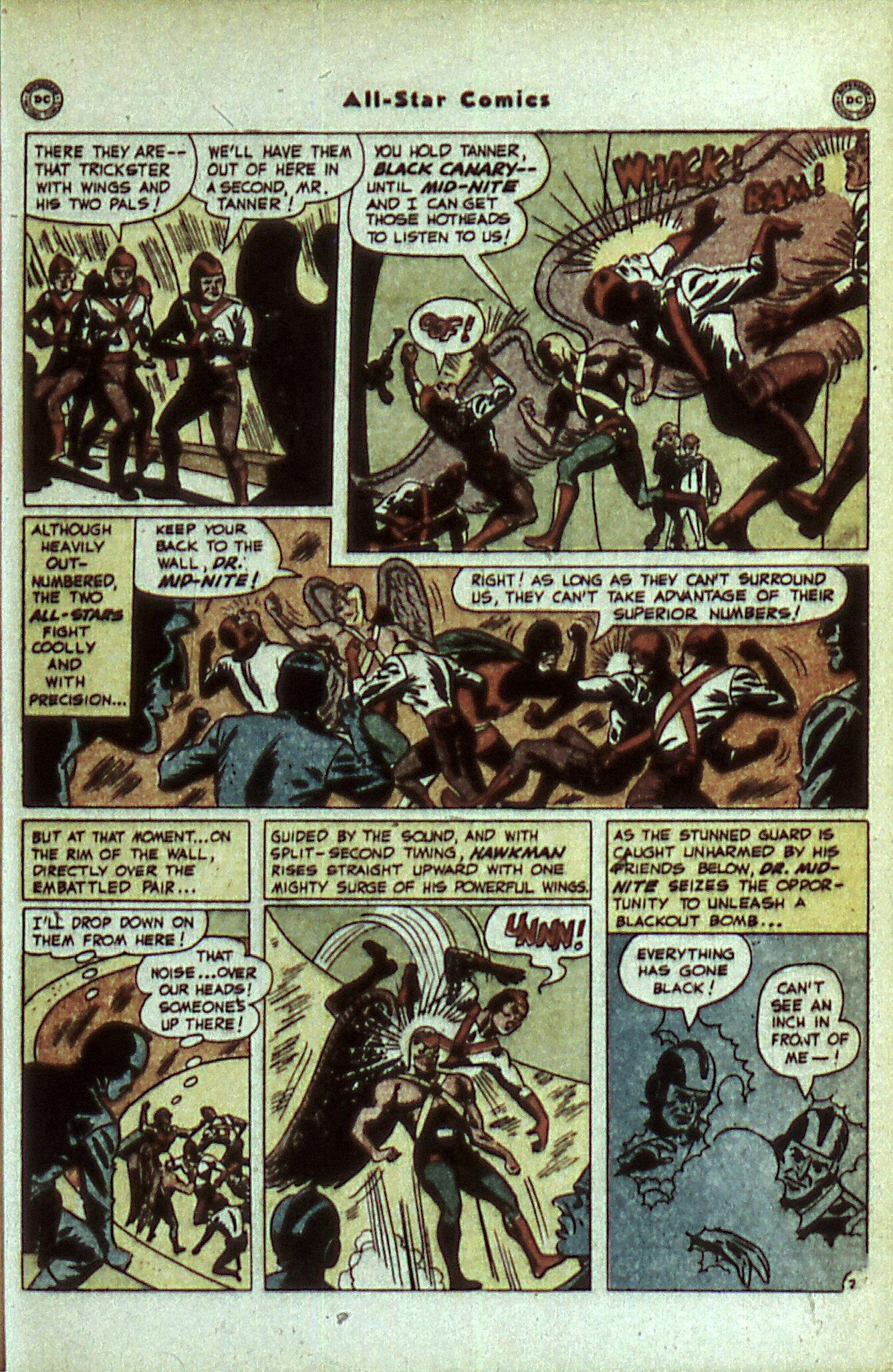 Read online All-Star Comics comic -  Issue #56 - 31