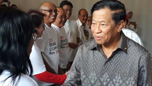 Jokowi Mulai Rajin Menyerang, Agum: Mungkin Kesabarannya Sudah Hilang