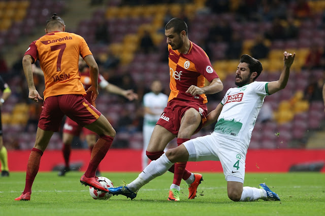 اقترب فريقا غلاطة سراي وعثمانلي سبور، اليوم الثلاثاء، من التأهل إلى دور الـ 16 (ثمن النهائي) لبطولة كأس تركيا لكرة القدم.