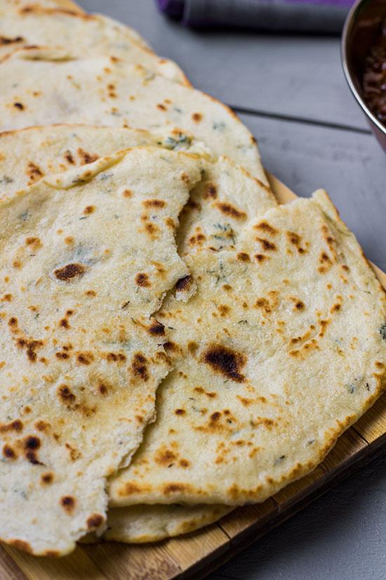 Grčki pita hleb - Magična Oklagija Food Blog