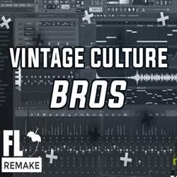 Capa Bros– Vintage Culture Mp3