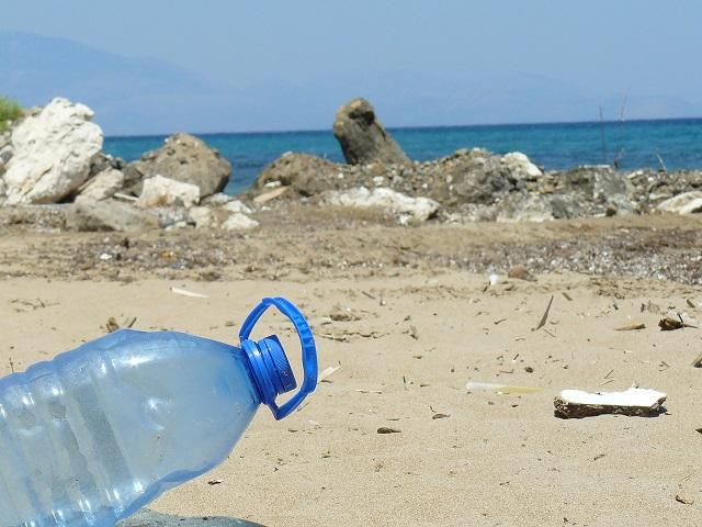 Contaminación: plásticos en las playas