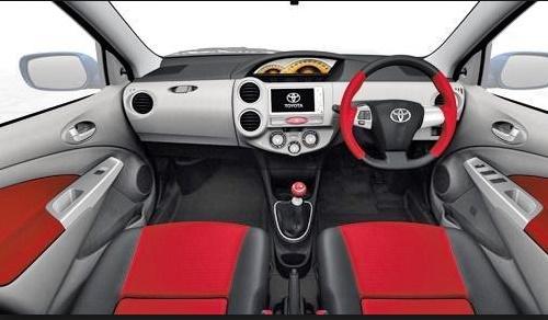 Toyota Etios Valco Sport Design 2015
