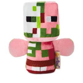 Minecraft Hallmark Zombie Pigman Plush