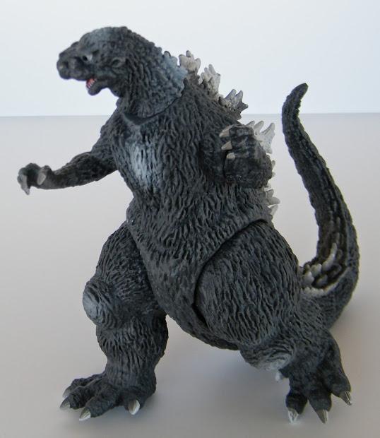 Toys And Stuff Bandai #91881 Godzilla 1954