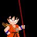 TIME LAPSE - Desenhando o Goku Criança com Inkscape