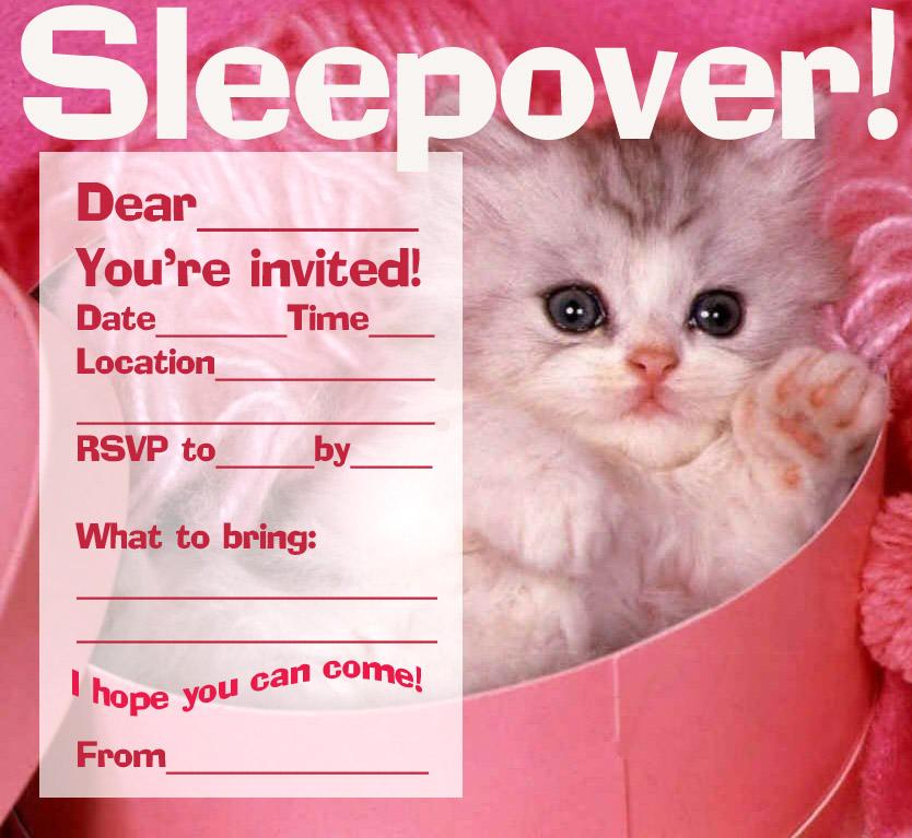 Sleepover Ass 38