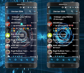 Droid Chat Futuristic V3.2.0.6 Full Apk