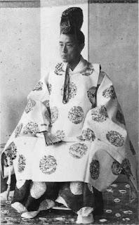 Hitotsubashi Keiki (Yoshinobu), 1867