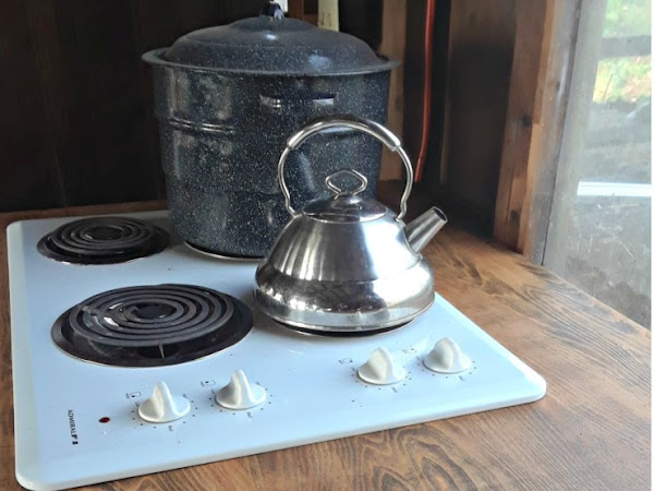 Creating a Canning Kitchen