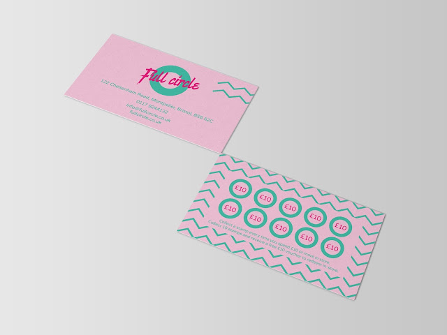 loyalty card design