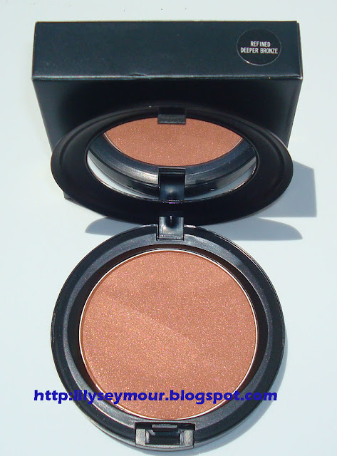 Mac Refined Deeper Bronze - Bronzing Powder