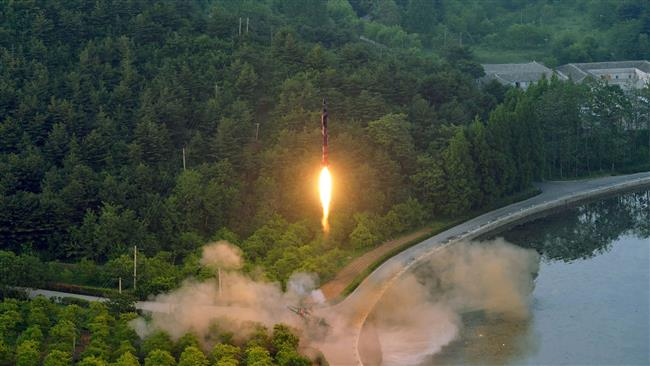 North Korea launches ballistic missile towards Sea of Japan: Seoul