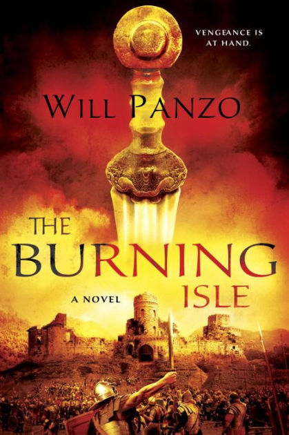 "Click Here To Order ""The Burning Isle"" by Will Panzo!!!"