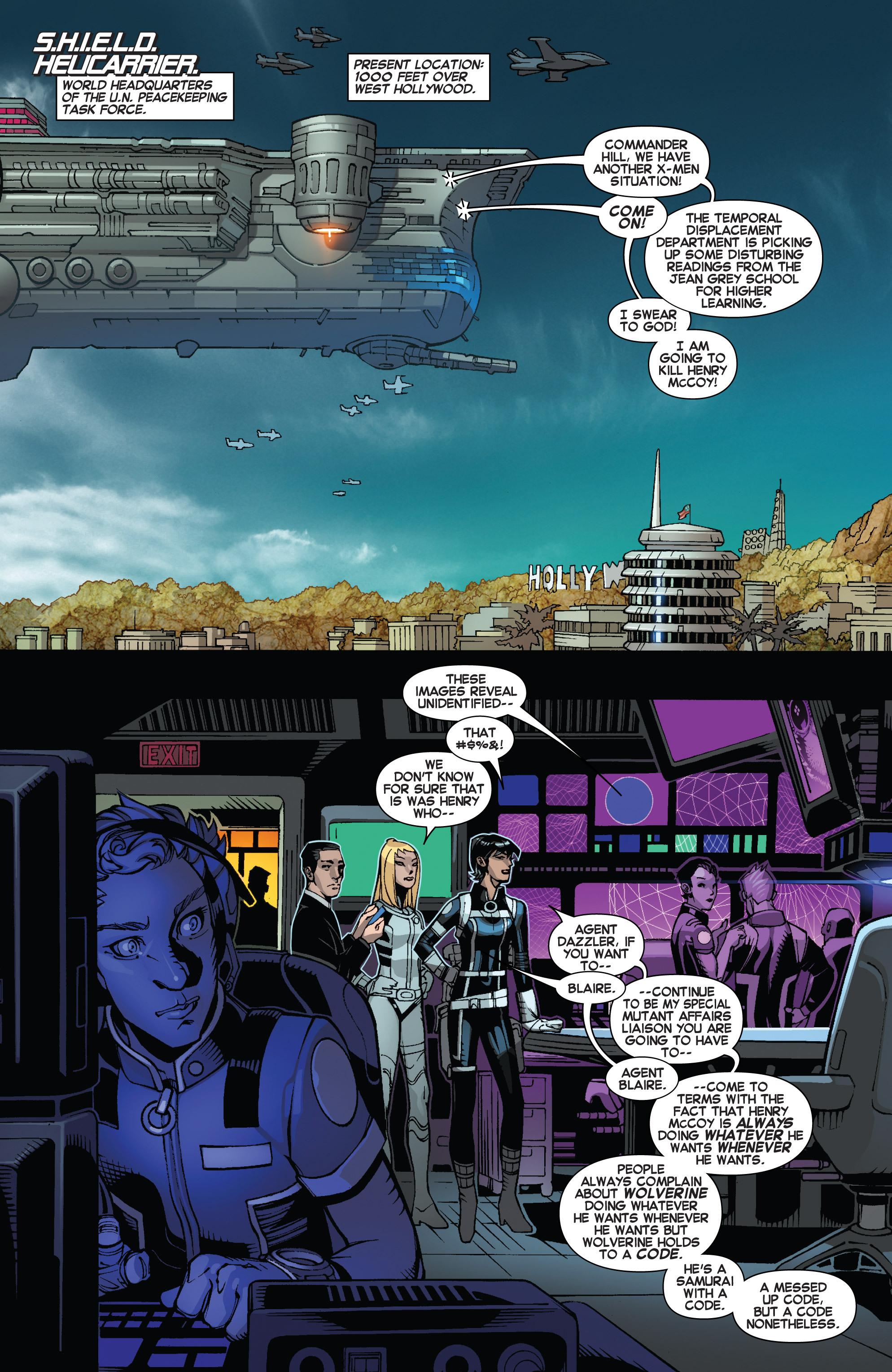 Read online Uncanny X-Men (2013) comic -  Issue #12 - 3